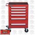 Proto Tool J463042-6RD 6 Drawer 460 Series Red Roller Cabinet