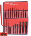 Proto Tool J46S2 26 Piece Punch And Chisel Set