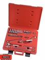 Proto Tool J52138 33 Piece Combination Socket Set