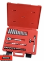Proto Tool J52220 29 Piece Metric Combination Socket Set
