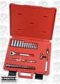 Proto Tool J52222 29 Piece Metric Combination Socket Set