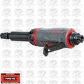 "Proto Tool J525AGSE 1/4"" Straight Extended Insulated Die Grinder 0.5HP Motor"