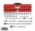 Proto Tool J54124 26 Piece Socket Set - 12 Point
