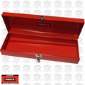 "Proto Tool J5496 19"" Red Socket Storage Box"