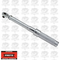 "Proto Tool J6016CXCERT 1/2""Dr Certified Ratcheting Head Torque Wrench 30-150"