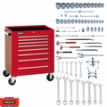 Proto Tool J98301 71 Piece Master Heavy Equipment Set w/ Roller Cabinet