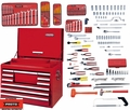 Proto Tool J99431 157pc Ergonomics Metric Tool Set + Top Chest 44102