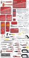 Proto Tool J99550 Ergonomics Metric Intermediate Metric Tool Set