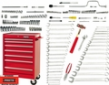Proto Tool J99902 179 Piece Intermediate Maintenance Tool Set