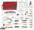 Proto Tool JTS-0116AIR Aircraft Mechanic's Starter Set