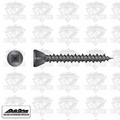 "Quik Drive MTH114S 1-1/4"" Square Drive Underlayment Collated Screw + 2 Bits"