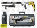 "Quik Drive PRO300SD25K 1-1/2""-3"" DW276 2500 RPM Autofeed Screwgun Kit"