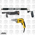 "Quik Drive PROMO300SD25K 1-1/2""-3"" DW276 2500 RPM Autofeed Screwgun Kit"