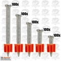 Ramset 1506-ASSTD Assorted Powder Fastening Pins