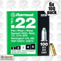 "Ramset 32CW 6x Boxes of 100 #3 ""Green"" 22 cal Single Shot Loads"