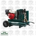 Rolair 7722HK28 8HP 9 Gal 2 Stage Portable Gas Powered Air Compressor
