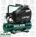 Rolair FC1500HS3 Single Stage Hand Carry Air Compressor