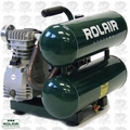 "Rolair FC2002 2 HP Single Stage The ""BULL"" Hand Carry Air Compressor O-B"