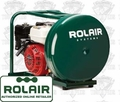 Rolair GD4000PV5H Gas-Powered Hand Carry Air Compressor