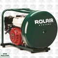 Rolair GD4000PV5H 4HP 4-1/2 Gal Gas-Powered Hand Carry Air Compressor