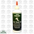 Rolair OILTOOL16 16 oz. Synthetic All-Weather Air Tool Oil