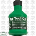 Rolair OILTOOL8 8 oz. Synthetic All-Weather Air Tool Oil