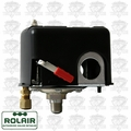 "Rolair PS2020M 1/4"" Male Port Air Compressor Pressure Switch"