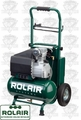 Rolair VT20TB 2HP Single Stage Air Compressor