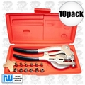 "Roper Whitney 5JR ""The Original"" 16pc Whitney Punch Kit"