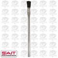 "Sait 00503 9/16"" Acid Brush Metal Handle Flux/Hobby/Pro"