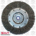 "Sait 06558 6"" Bench Grinder Metal Wire Wheel"