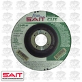 "Sait 22025 4-1/2"" x 7/8"" x 3/32"" Masonry Cut-Off Wheel"
