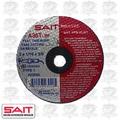 "Sait 23040 3"" x 3/8"" x 1/16"" Thick Metal Cutting Wheel"