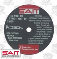 Sait 23069 Metal Cutting Wheel