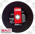 "Sait 23230 7"" x 5/8"" x 1/8"" Metal Cutting Wheel"