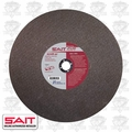 Sait 23410 Metal Cutting Wheel