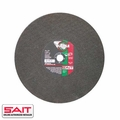 Sait 23458 Ductile Portable Cut-Off Wheel