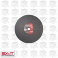 "Sait 24051 14"" x 1"" x 3/32"" Iron Worker Metal Cutting Wheel"