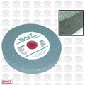 "Sait 28100 6"" x 3/4"" 60 Grit Silicon Carbide Bench Grinder Wheel"
