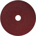 "Sait 50026 5"" x 7/8"" 120 Grit Resin Fiber Disc for Sanders and Grinders"