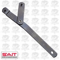 Sait 95008 Grind Wheel Lock-Nut Grinder Spanner Wrench
