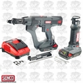 Senco DS215-18V 5000rpm Cordless Drywall Screwgun + Cut-Out 7W0005N