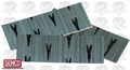 "Senco A100509 1/2"" 23 Gauge Galvanized Micro Pin Nails"