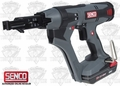 Senco DS212 DuraSpin Screwgun + 2 Batt, Chrgr, Bundle