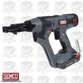 Senco DS212-18V 18V 2500rpm DuraSpin Auto-feed Screwgun + 2 Batt, Chrgr, Bundle