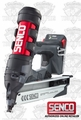 "Senco F-16A 1-1/4""-2-1/2"" 16 Ga 20 Deg. FN65RHA Fusion Cordless Finish Nailer"