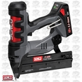 "Senco F-16S Cordless 2 1/2"" Finish Nailer"