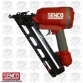 "Senco 4G0001N 1-1/4"" to 2-1/2"" 15 Ga. Finish Nailer RED"