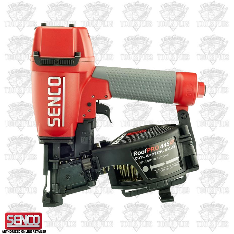 Senco Roofpro445xp Coil Roofing Nailer 3 4 Quot To 1 3 4 Quot