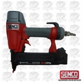 "Senco SLS18MG 3/8""~1-5/8"" 18Ga. 1/4"" Crown Medium Wire Stapler RED"